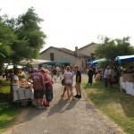 Marché à la ferme le 26 juillet 2013